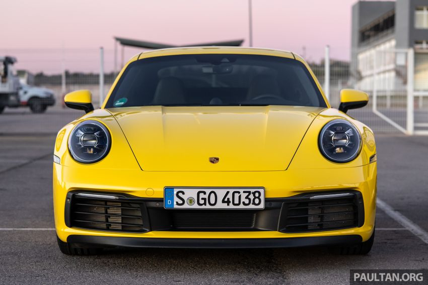 DRIVEN: 992 Porsche 911 Carrera S in Valencia, Spain Image #928758