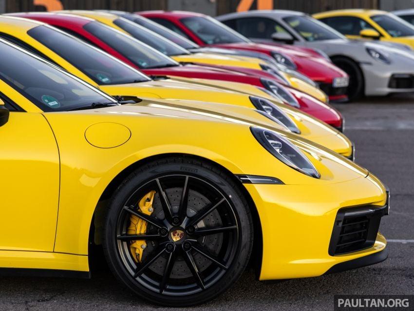 DRIVEN: 992 Porsche 911 Carrera S in Valencia, Spain Image #928760