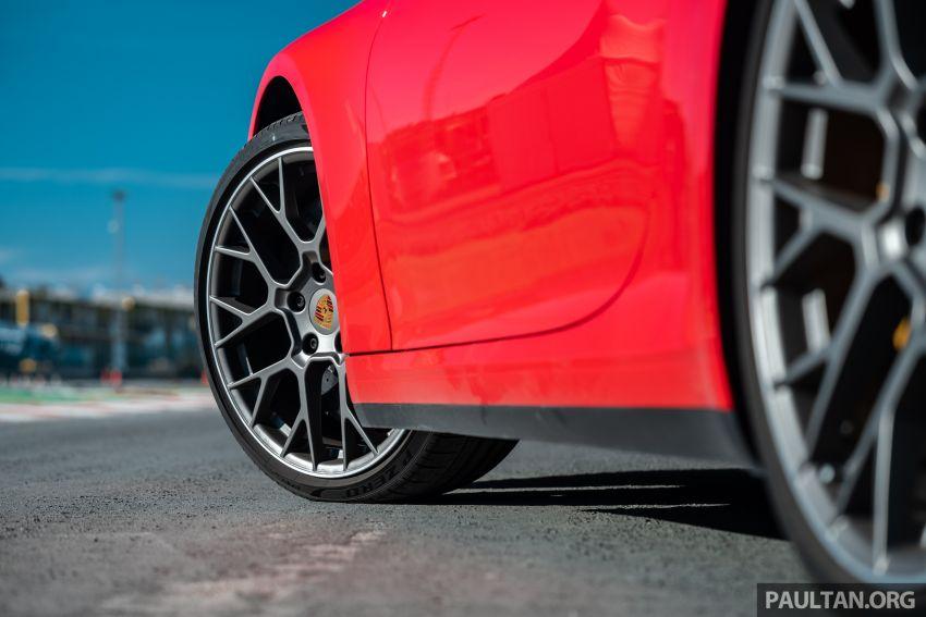 DRIVEN: 992 Porsche 911 Carrera S in Valencia, Spain Image #928713