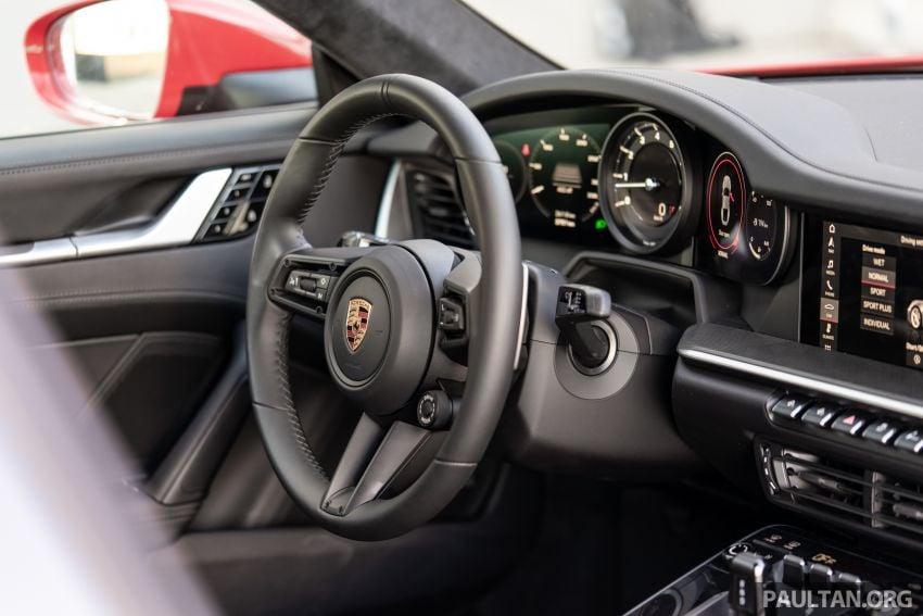 DRIVEN: 992 Porsche 911 Carrera S in Valencia, Spain Image #928778