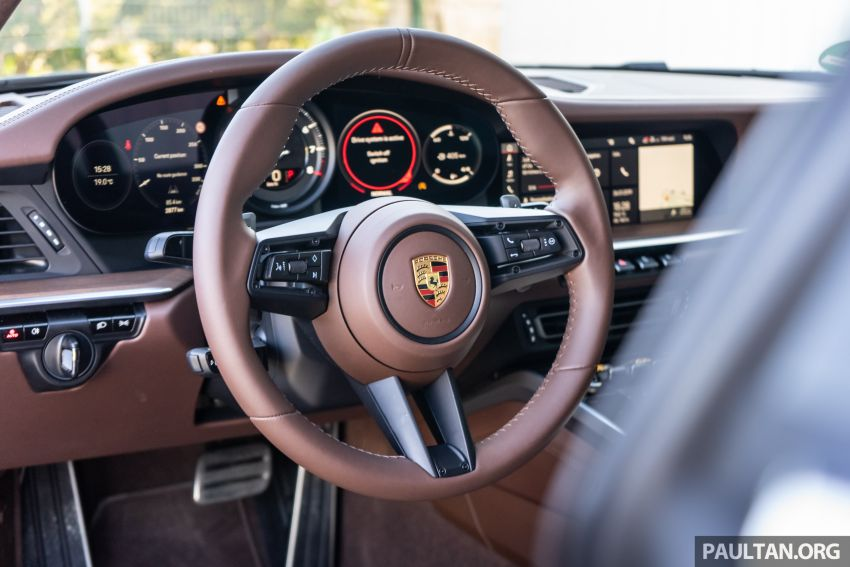 DRIVEN: 992 Porsche 911 Carrera S in Valencia, Spain Image #928766