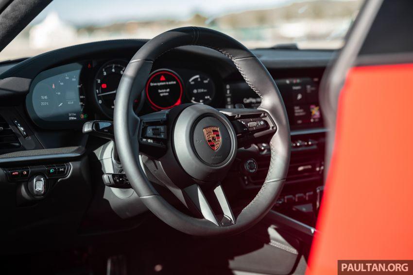 DRIVEN: 992 Porsche 911 Carrera S in Valencia, Spain Image #928769