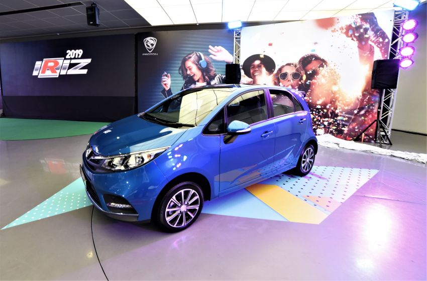 FIRST DRIVE: 2019 Proton Iriz – a more in-depth look Image #928077