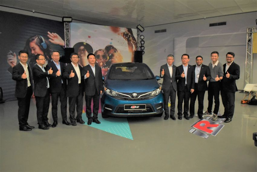 FIRST DRIVE: 2019 Proton Iriz – a more in-depth look Image #928087