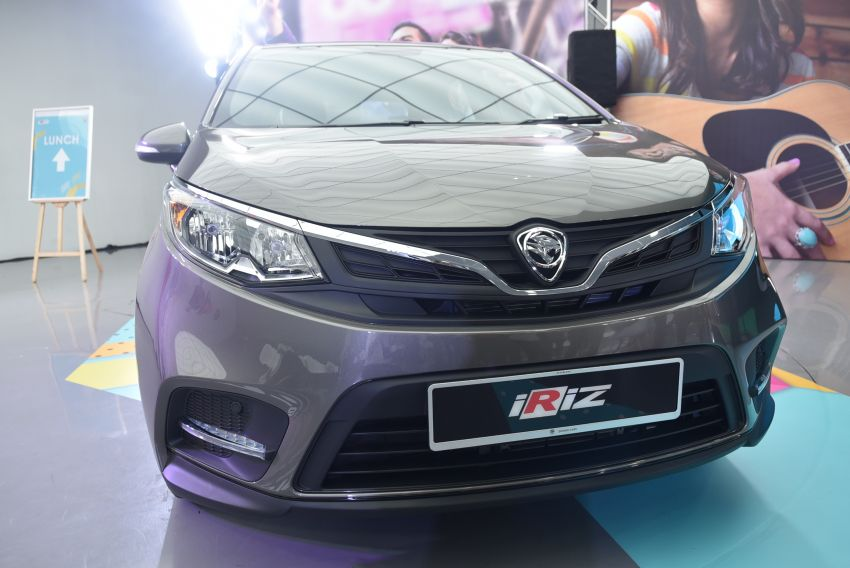 FIRST DRIVE: 2019 Proton Iriz – a more in-depth look Image #928079