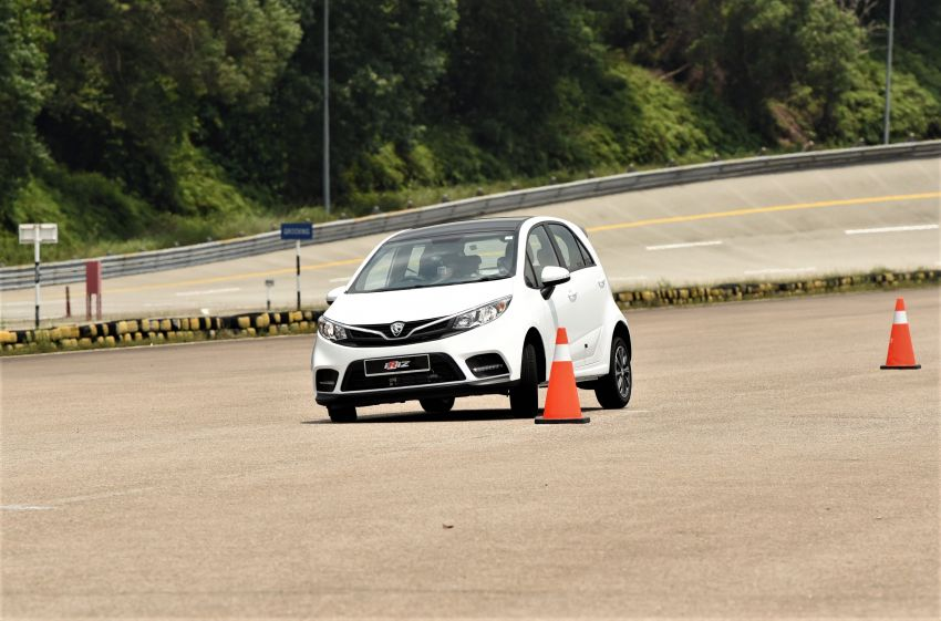 FIRST DRIVE: 2019 Proton Iriz – a more in-depth look Image #928080