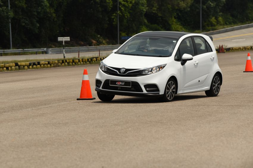 FIRST DRIVE: 2019 Proton Iriz – a more in-depth look Image #928081