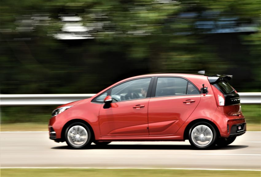 FIRST DRIVE: 2019 Proton Iriz – a more in-depth look Image #928082