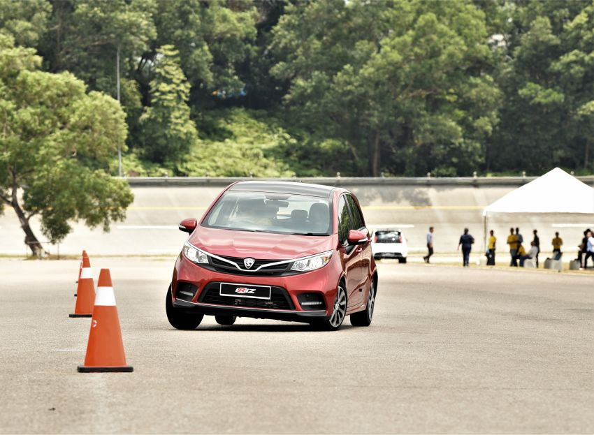 FIRST DRIVE: 2019 Proton Iriz – a more in-depth look Image #928083