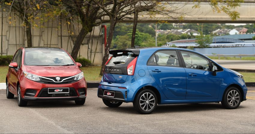 FIRST DRIVE: 2019 Proton Iriz – a more in-depth look Image #928084