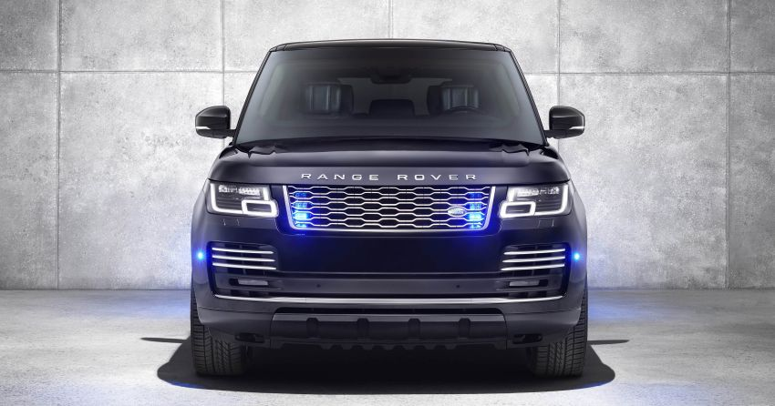 Range Rover Sentinel – your personal mobile fortress Image #935282