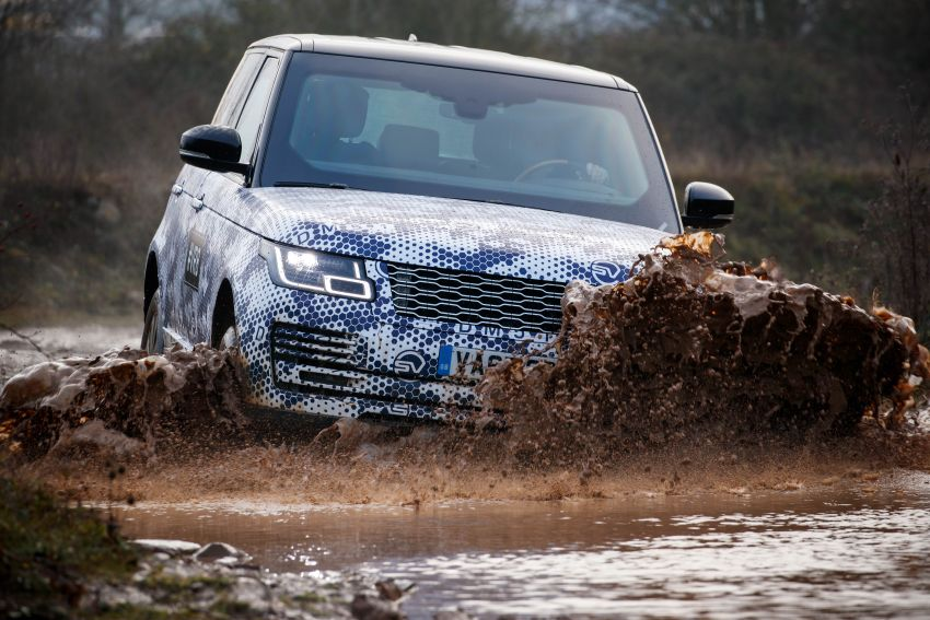 Range Rover Sentinel – your personal mobile fortress Image #935272