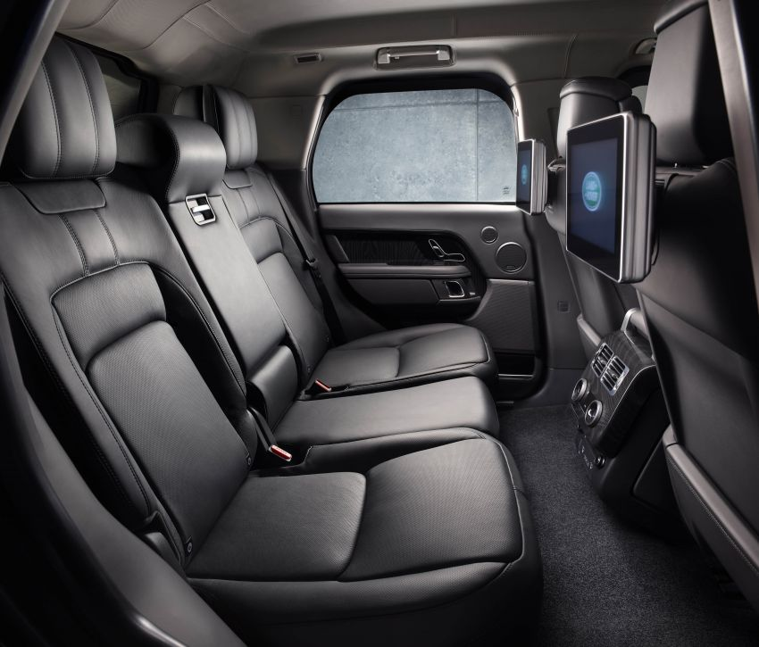 Range Rover Sentinel – your personal mobile fortress Image #935276