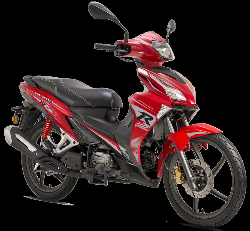 2019 SM Sport 110 gets colour update – RM3,918 Image #931569