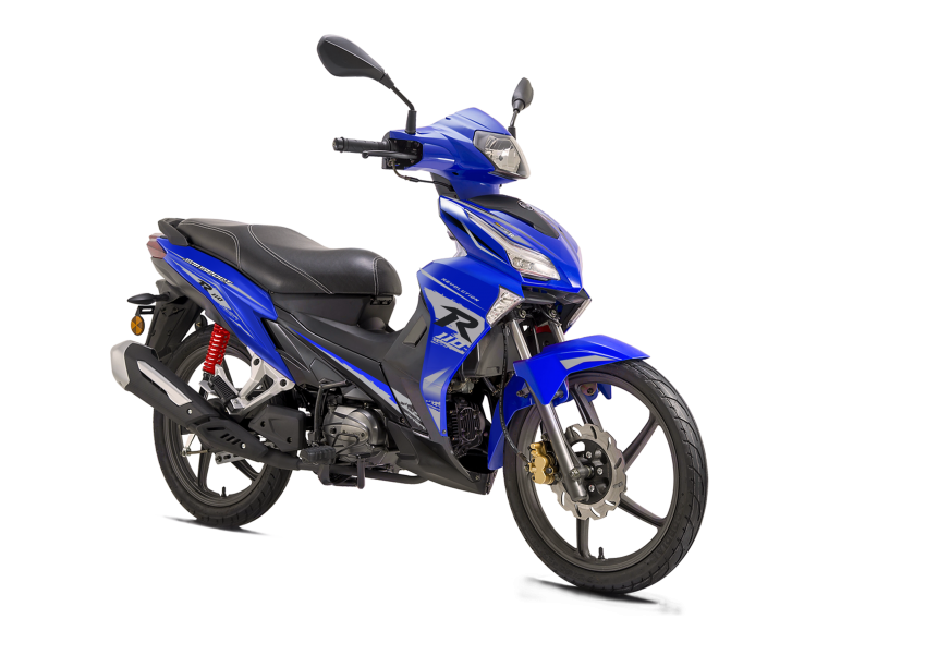 2019 SM Sport 110 gets colour update – RM3,918 Image #931570