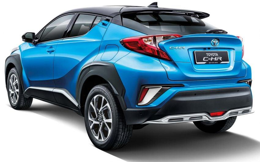 GALLERY: 2019 Toyota C-HR – new wheels, CarPlay Image #928252