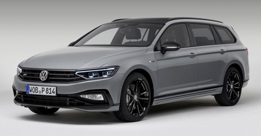 2019 Volkswagen Passat Variant R-Line Edition debuts Image #932558