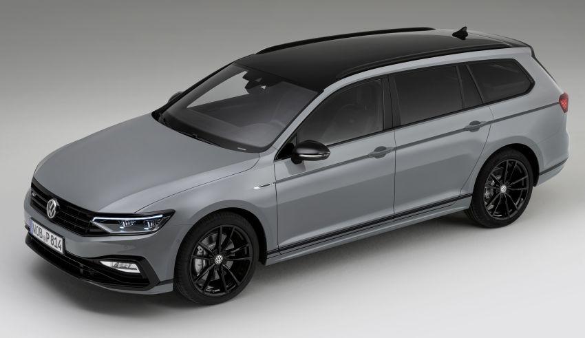 2019 Volkswagen Passat Variant R-Line Edition debuts Image #932559