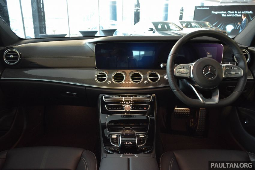 2019 W213 Mercedes-Benz E350 launched in Malaysia – new 48 V M264 engine with EQ Boost, RM399,888 Image #930157