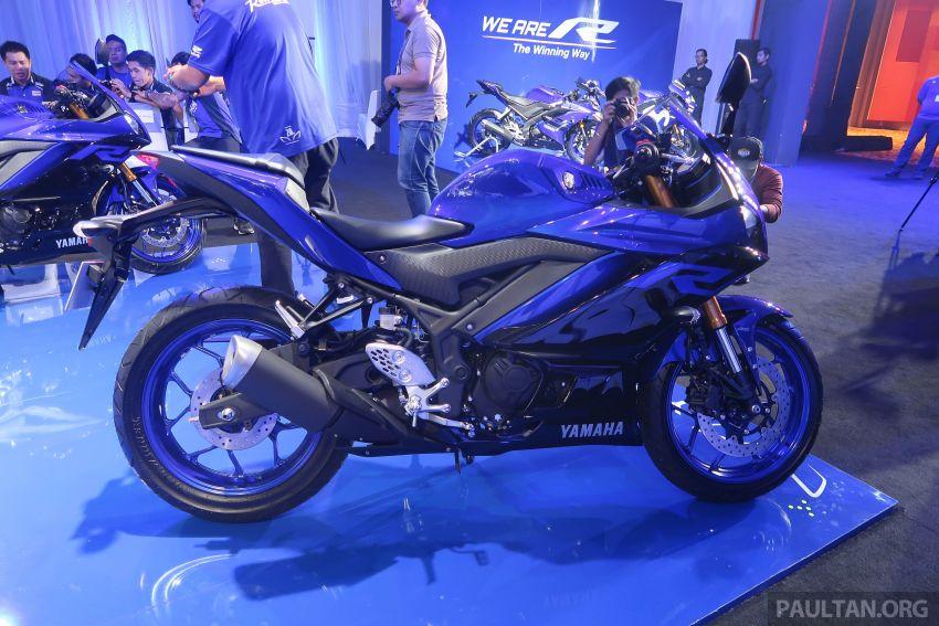 2019 Yamaha YZF-R25 price announced – RM19,998 Image #936477