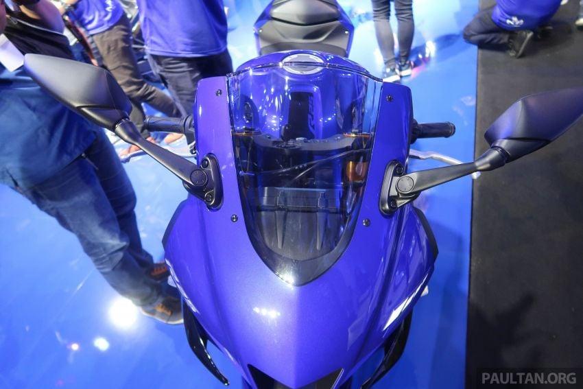 2019 Yamaha YZF-R25 price announced – RM19,998 Image #936480