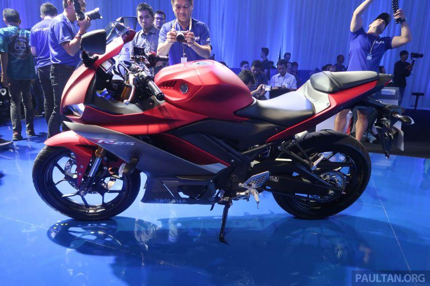 2019 Yamaha YZF-R25 price announced – RM19,998 Image #936481