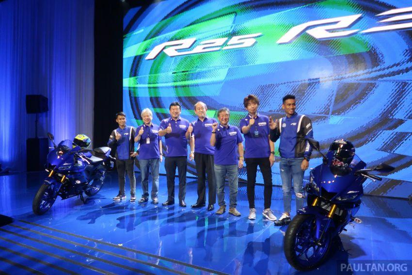 2019 Yamaha YZF-R25 price announced – RM19,998 Image #936456
