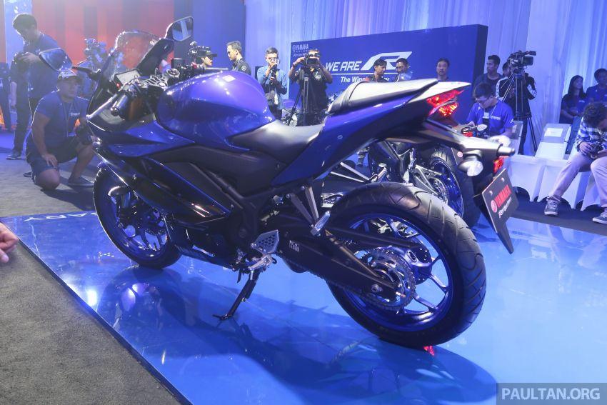 2019 Yamaha YZF-R25 price announced – RM19,998 Image #936487