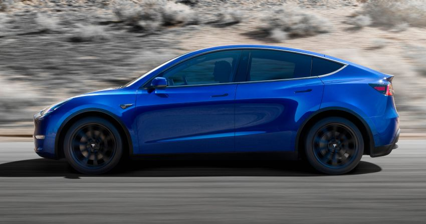 Tesla Model Y revealed – all-electric SUV with up to seven seats, 0-96 km/h in 3.5 seconds, 483 km of range Image #935183