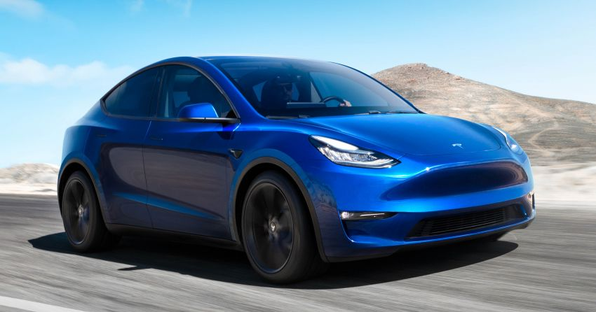 Tesla Model Y revealed – all-electric SUV with up to seven seats, 0-96 km/h in 3.5 seconds, 483 km of range Image #935187