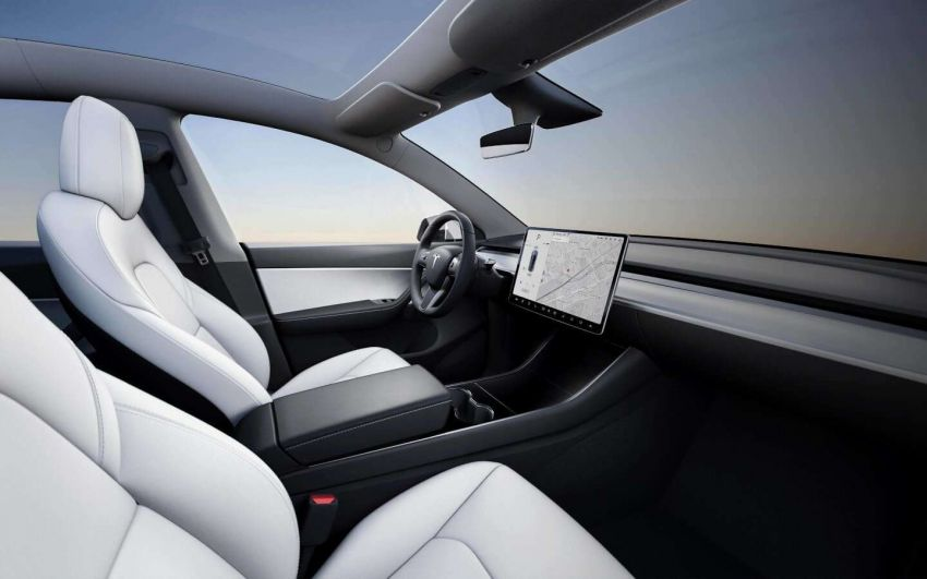Tesla Model Y revealed – all-electric SUV with up to seven seats, 0-96 km/h in 3.5 seconds, 483 km of range Image #935234