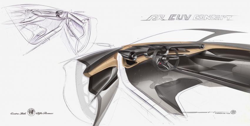 Alfa Romeo Tonale Concept – SUV PHEV gaya Itali Image #930848