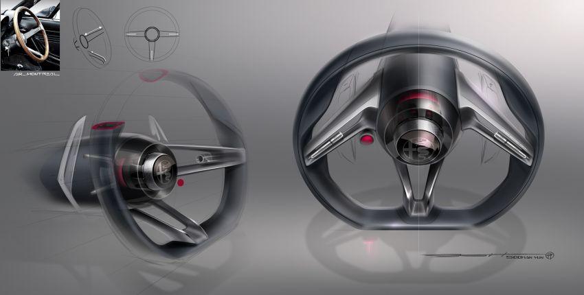Alfa Romeo Tonale Concept – SUV PHEV gaya Itali Image #930850