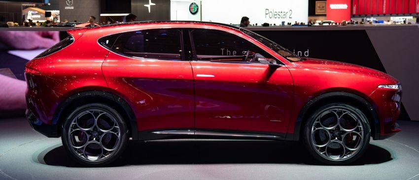 Alfa Romeo Tonale Concept – SUV PHEV gaya Itali Image #930823
