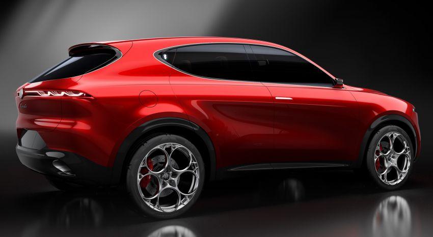 Alfa Romeo Tonale Concept – SUV PHEV gaya Itali Image #930826