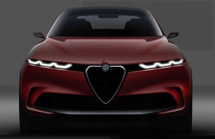 Alfa Romeo Tonale Concept – SUV PHEV gaya Itali Image #930827