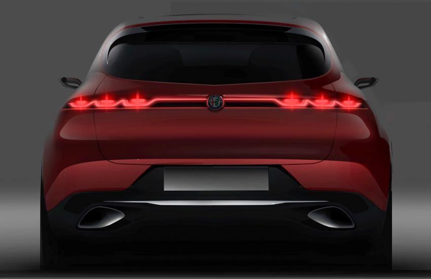 Alfa Romeo Tonale Concept – SUV PHEV gaya Itali Image #930828