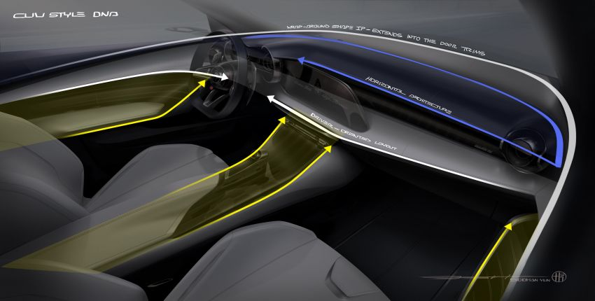 Nissan IMQ Concept pamer bahasa rekaan baharu Image #933238