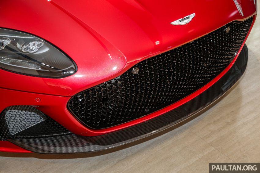 Aston Martin DBS Superleggera in Malaysia: RM2.88m Image #936299