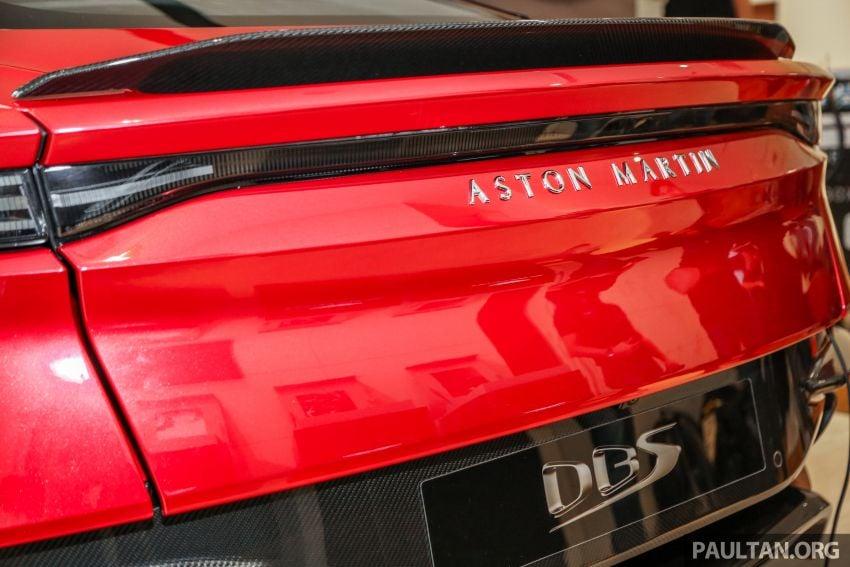Aston Martin DBS Superleggera in Malaysia: RM2.88m Image #936331