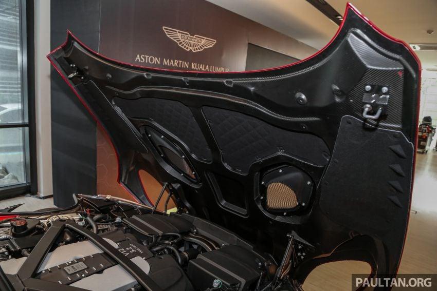 Aston Martin DBS Superleggera in Malaysia: RM2.88m Image #936336
