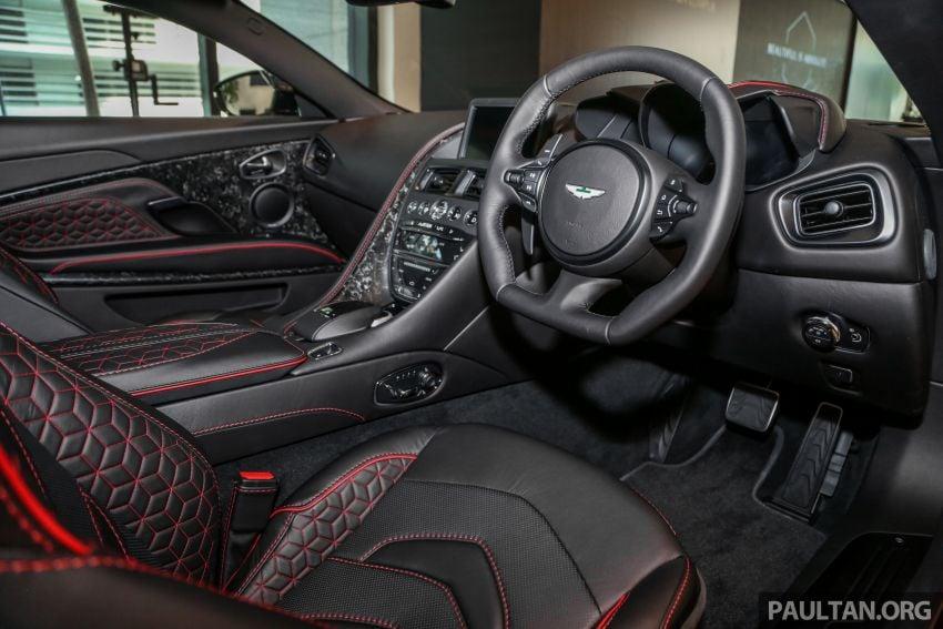 Aston Martin DBS Superleggera in Malaysia: RM2.88m Image #936337