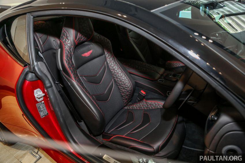 Aston Martin DBS Superleggera in Malaysia: RM2.88m Image #936357