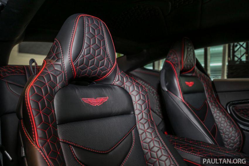 Aston Martin DBS Superleggera in Malaysia: RM2.88m Image #936359