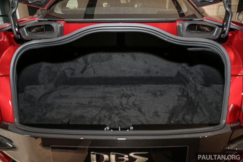 Aston Martin DBS Superleggera in Malaysia: RM2.88m Image #936366