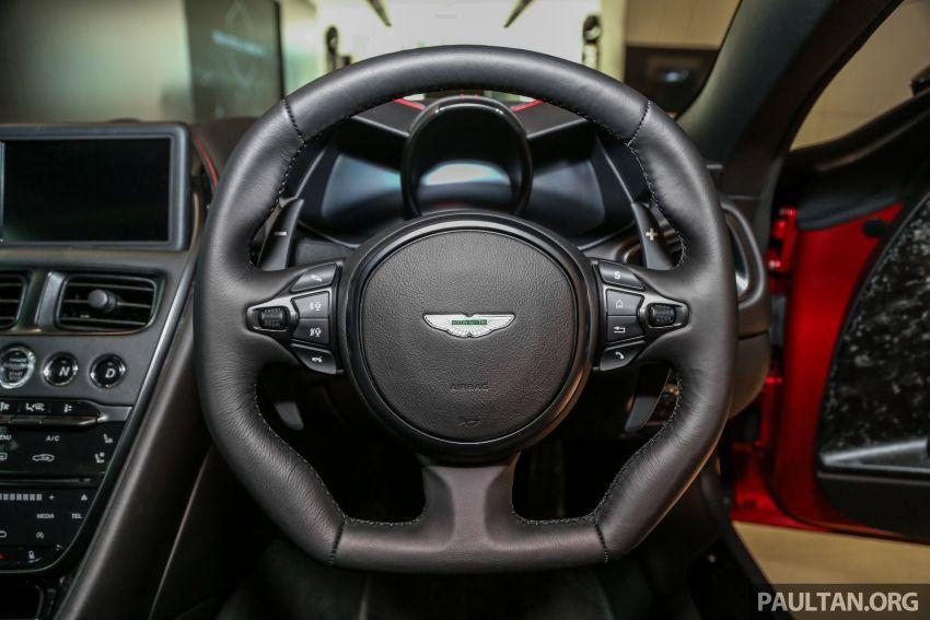 Aston Martin DBS Superleggera in Malaysia: RM2.88m Image #936341