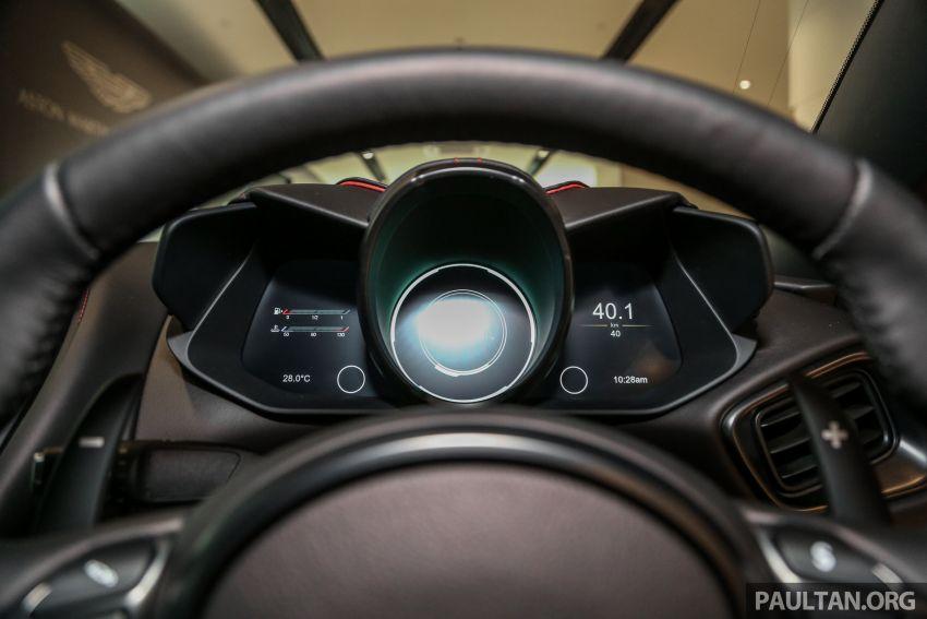 Aston Martin DBS Superleggera in Malaysia: RM2.88m Image #936342