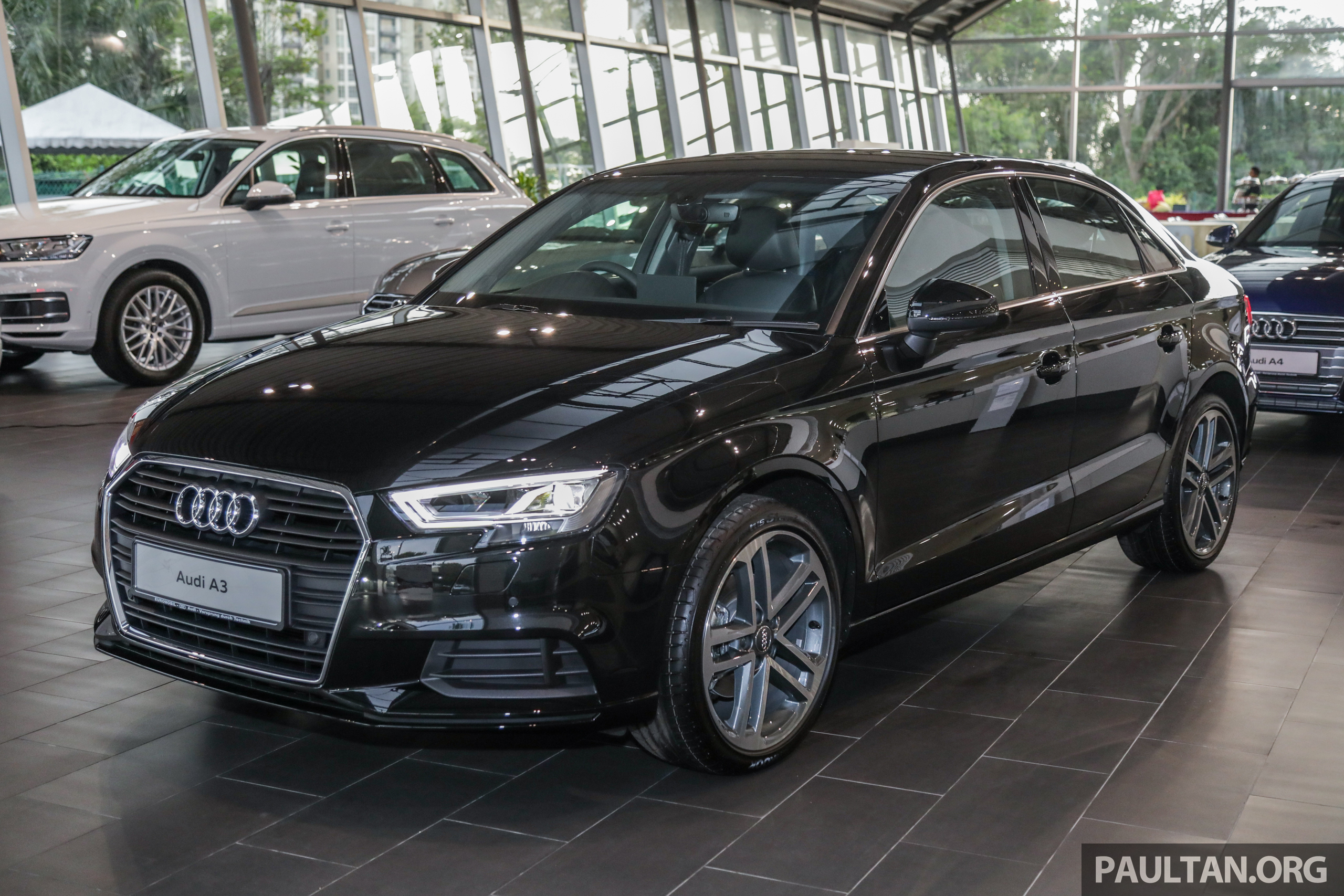 Audi A3 Sedan Facelift In M Sia 1 4 Tfsi From Rm240k Paultan Org