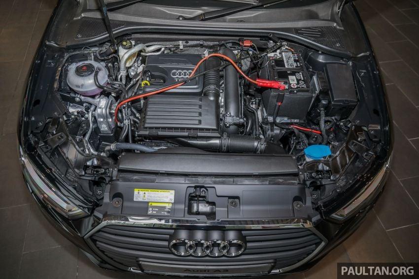 Audi A3 Sedan facelift in M'sia – 1.4 TFSI from RM240k Image #938317