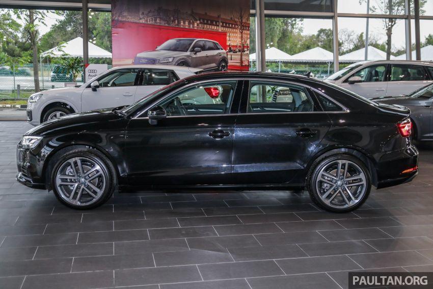 Audi A3 Sedan facelift in M'sia – 1.4 TFSI from RM240k Image #938297
